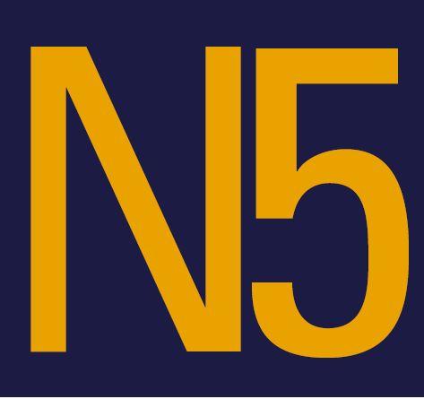 Línea nocturna N5